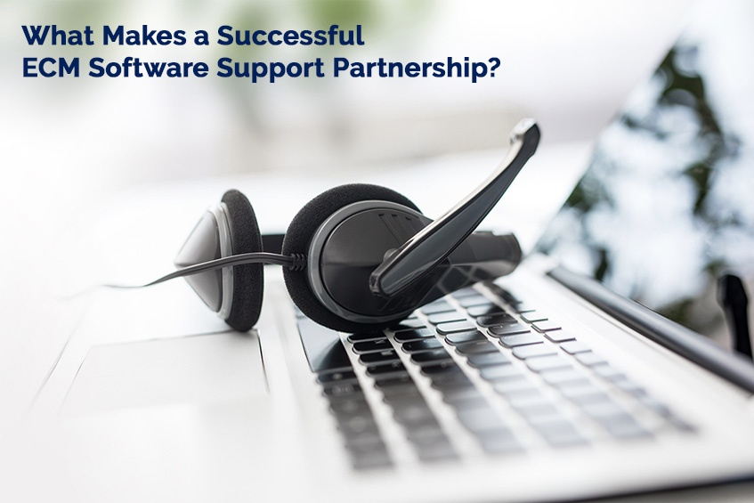 ECM-Software-Support-Partnership